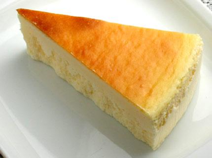 盛岡チロルふわっと超濃厚スプーンで食べるクリームチーズケーキ(カットケーキ)